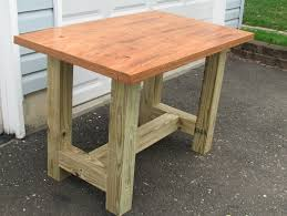 how to build a work table build a beefy work table for under 50