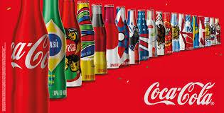 siege coca cola coca cola 2014 fifa cup mini bottles feel desain