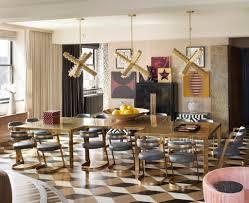 perforated dining table by kelly wearstler kelly wearstler room