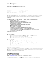 Sales Coordinator Resume Sle Cra Resume 28 Images Resume Cover Letter It Contract