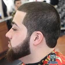 nice length buzz cut with beard buzzcut with beards pinterest