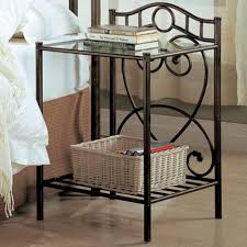 how high should a bedside table be metal locker nightstand