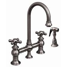 pewter kitchen faucet kitchen faucets