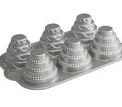 backform hochzeitstorte nordic ware 3d backform hochzeitstorten 6 formen meincupcake shop