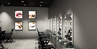 professional makeup lighting makeup wall mounted mirror with lights cantoni