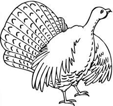 animal thanksgiving fall coloring pages free thanksgiving