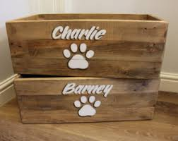 Design Your Own Dog Toy Boxes by Pet Supplies Etsy Uk