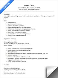 Freelance Photographer Resume Sample by Makeup Artist Resume Sample