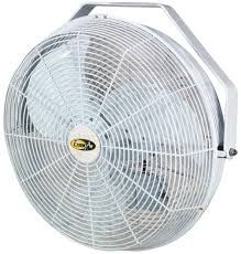 Wall Mounted Oscillating Fans 18