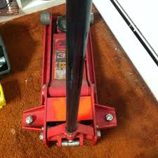 Arcan Floor Jack Xl35r by Used Arcan Xl35r Professional Low Profile Hydraulic Floor Jack 3 5