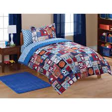 Queen Size Bed Comforter Set Bedding Set Queen Size Kids Bedding Mindfulness Childrens Linen