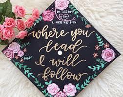 graduation cap toppers custom graduation cap etsy