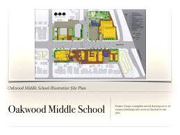 oakwood middle u2013 newmark architecture