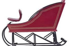 ideas for sleigh centerpieces home guides sf gate