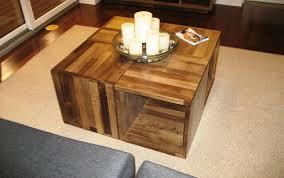 lowand bhold coffee table wood round rustic coffee table raw