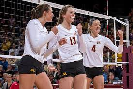 northern lights volleyball mn gophers volleyball northern lights presence runs deep on roster
