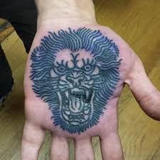 38 elegant lion tattoos on hand