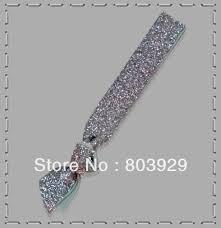 silver glitter ribbon elastic silver glitter ribbon hair ties 5 8 metallic velvet