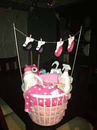 Baby Gift Baskets Laundry Basket Baby Shower Gift Baby Gifts Pinterest Laundry