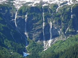 Alaska waterfalls images Beautiful alaskan landscape waterfalls alaska the last gif