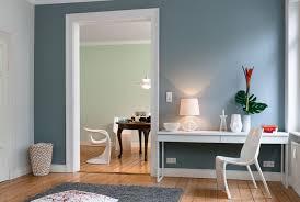schlafzimmer blau grau wandfarbe grau im schlafzimmer