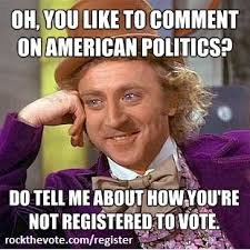 Voting Meme - 47 best rock the vote memes images on pinterest ha ha funny