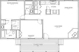 great room floor plans the deluxe foresthaven a functional design for the small family