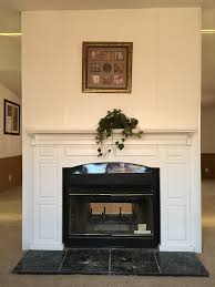 refurbished fireplaces saveemail mini glo touch partially