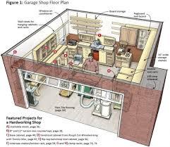 workshop layout planning tools extreme garage shop makeover part 1 woodworking adventures diy