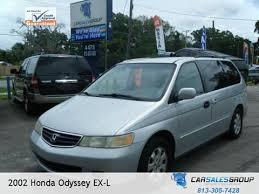 2002 honda odyssey ex l 2002 honda odyssey for sale carsforsale com