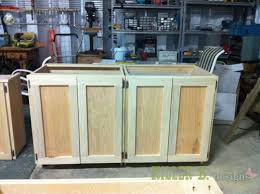 Build Your Own Kitchen Cabinet Doors How To Build Diy Kitchen Cabinets Dowelmax Make Cabinet Doors From