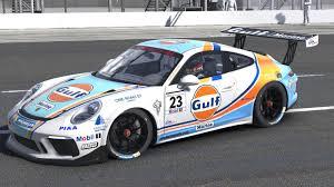 gulf porsche 911 gulf marine porsche 911 cup by stephane parent trading paints