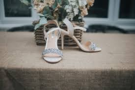 wedding shoes kg pastel at home marquee wedding with pronovias neive bridal gown