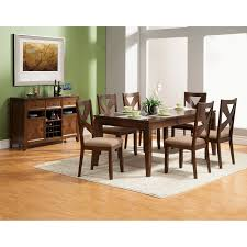 acme wallace dining table weathered blue washed acme wallace server weathered blue washed walmart com