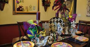 mardi gras home decor home and apparel trends for the frugal but haute