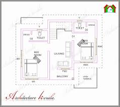 house plans under 800 sq ft 800 sq ft house plans 3 bedroom kerala style glif org