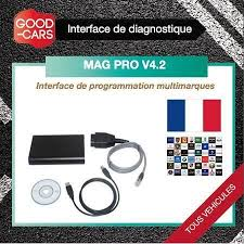 Magasin Doutillage Professionnel Tuning Interface Mag Pro V4 2 Ecu Flash Chip Tuning Mpps Galletto Bdm