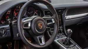 porsche 911 inside 2017 porsche 911 review with pricing specs and photos