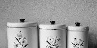 vintage metal kitchen canisters decorative metal kitchen canisters colorful metal canisters for