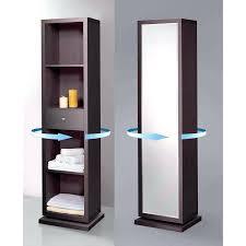 white glass storage cabinet bathroom linen storage cabinet theminamlodge com