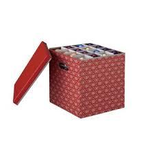 christmas ornament storage box christmas ornament storage you ll wayfair