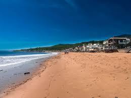 free stock photo of beach beach house blue