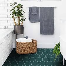 is vinyl flooring for a bathroom the prettiest peel and stick tiles to instantly upgrade your