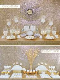 Table Buffet Decorations by 25 Best Gold Candy Buffet Ideas On Pinterest Gold Candy Bar