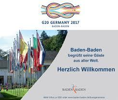 Eventakademie Baden Baden Fotos Der G20 Vorbereitungen News Stadt Baden Baden