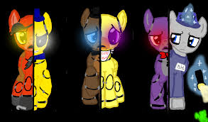painting fnaf fnaf 1 painting by awesomeponies3 on deviantart