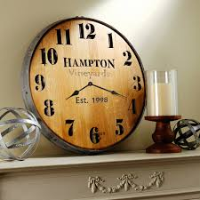 personalized picture clocks remarkable decoration personalized wall clock custom clocks