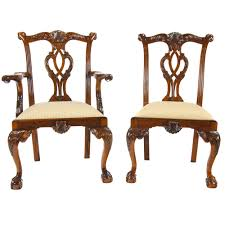 Chippendale Chair by Philadelphia Chippendale Chairs Set Of 10 Niagara Furniture