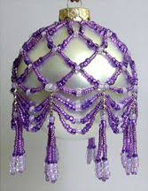 477 best beaded ornaments images on beaded