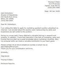 finance assistant cover letter finance assistant cover letter